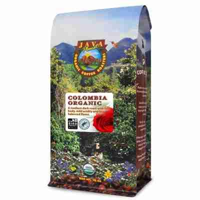 bird friendly rainforest alliance best organic coffee colombia columbian