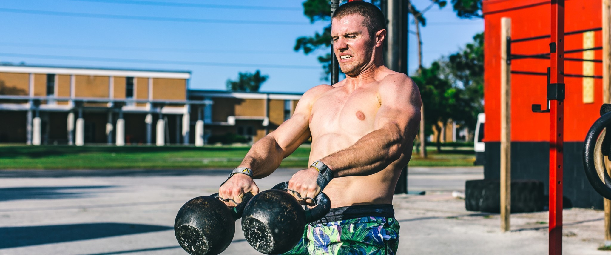 How To Build Explosive Strength With Kettlebells.