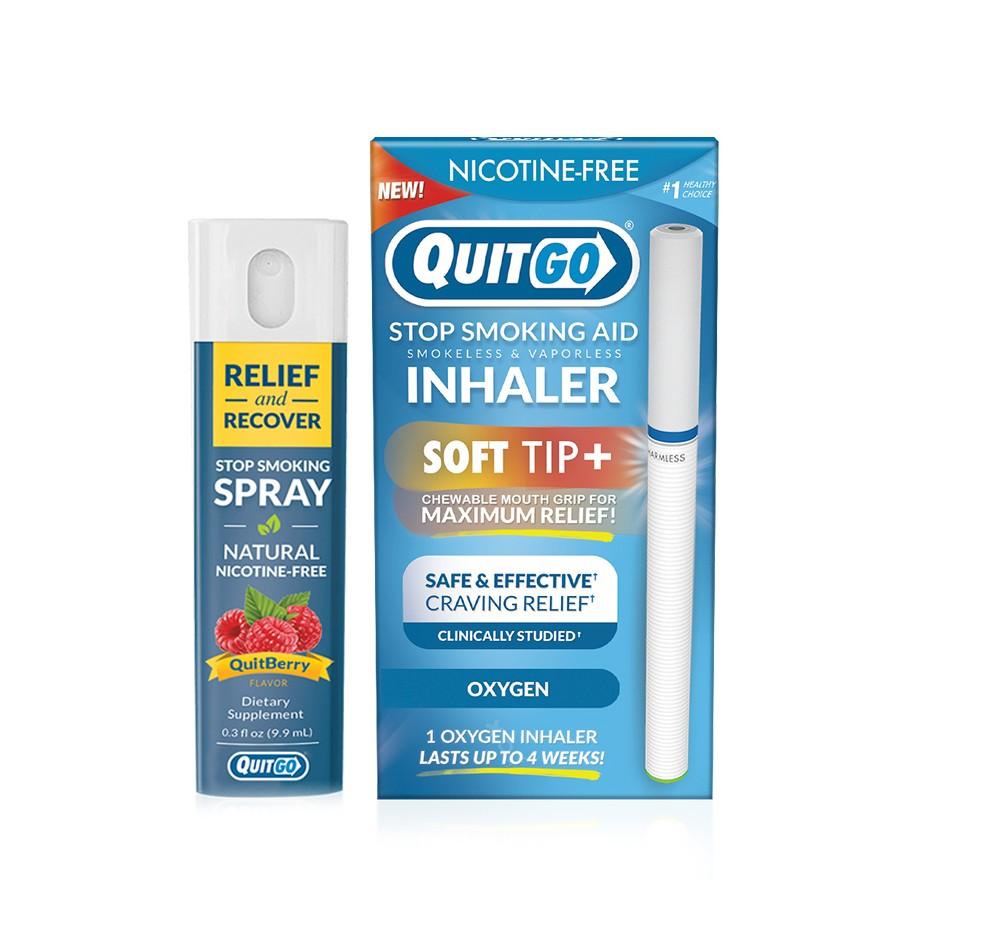 QuitGo® | Dual Support