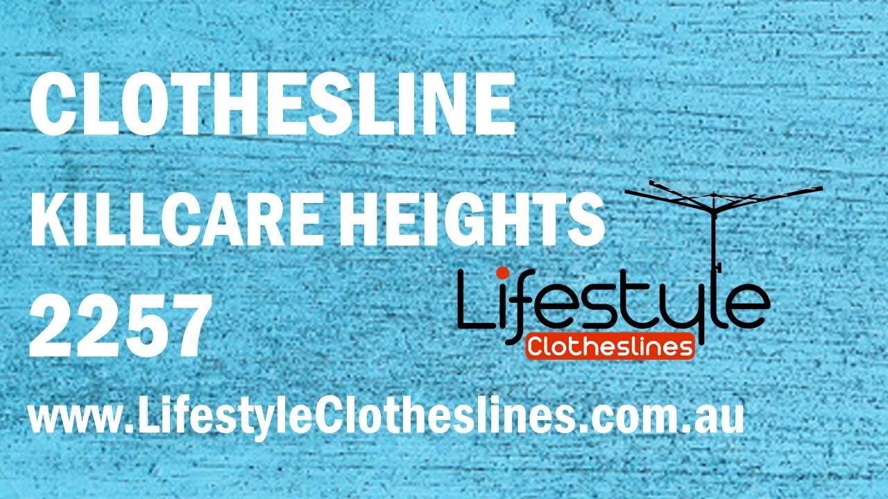 ClotheslinesKillcare Heights2257NSW