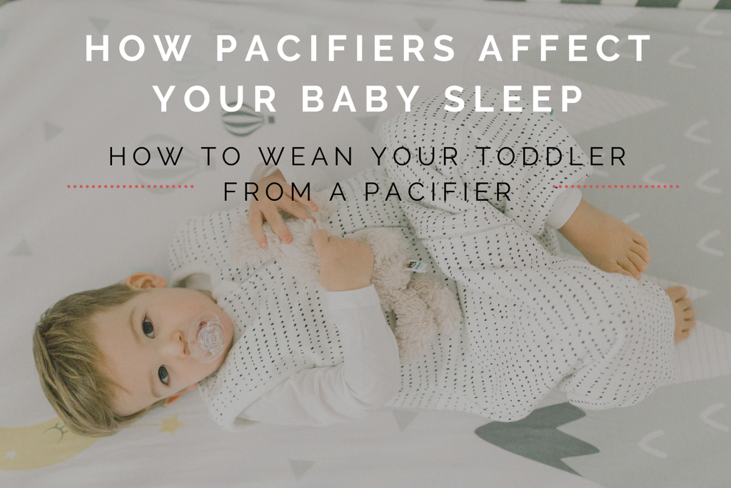 how pacifiers affect your baby sleep