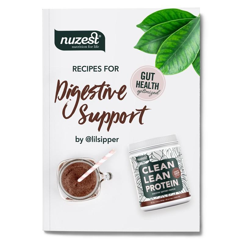digestive support recipes ebook