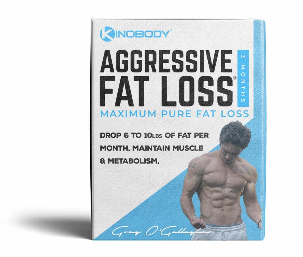 Aggressive Fat Loss Program