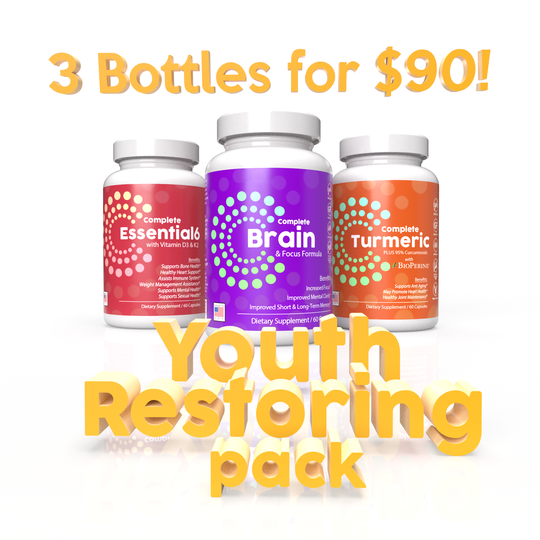 Youth Restoring 3 Pack!