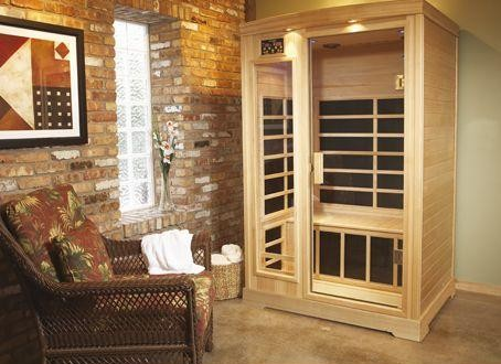 Infrared Indoor Sauna
