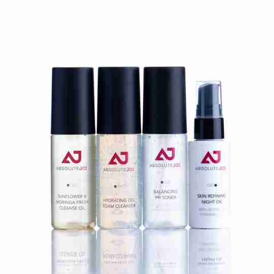 AbsoluteJOI Starter Skincare Collection Kit