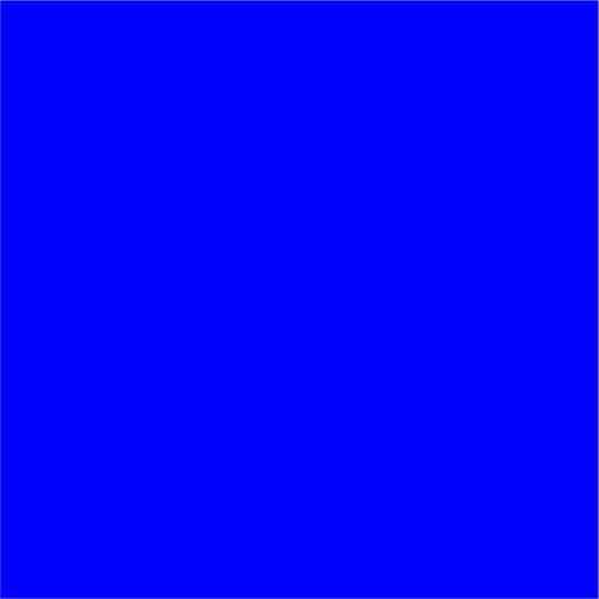 arti psikologi warna biru