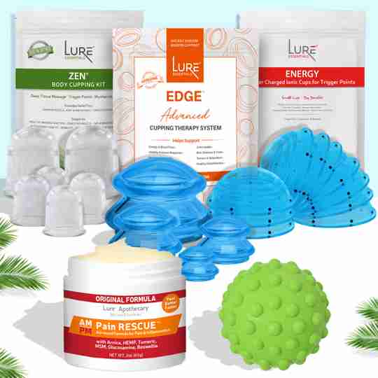 cupping sets for muscle and joint pain
