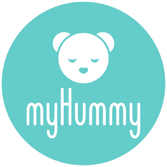 myHummy white nad pink noise sleep aid for babies and toddlers
