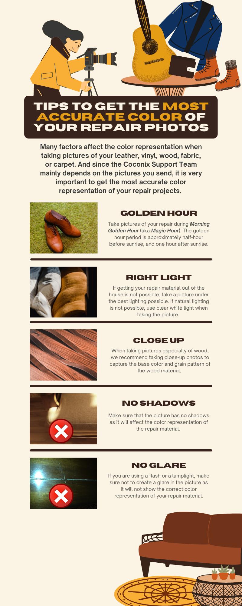 Coconix Infographic
