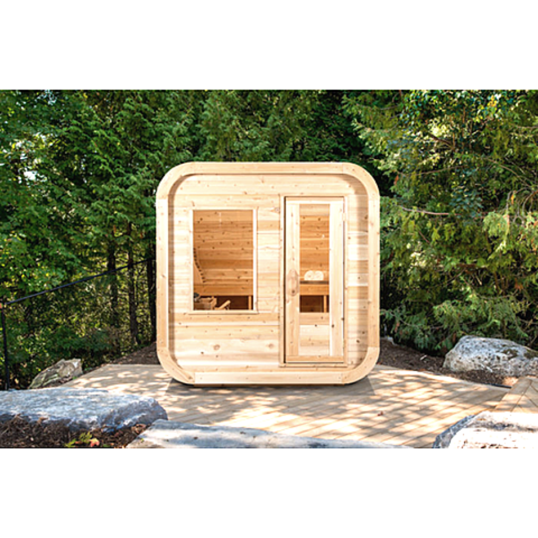 Image of CTC22LU Luna Outdoor Sauna