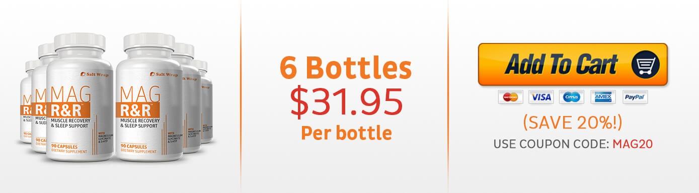 6 Bottles mag rr price
