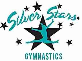 Silver Stars Gymnastics Logo