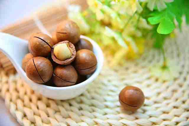 Macadamia Nuts increase testosterone naturally