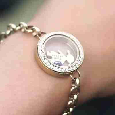 Dream Locket Bracelet