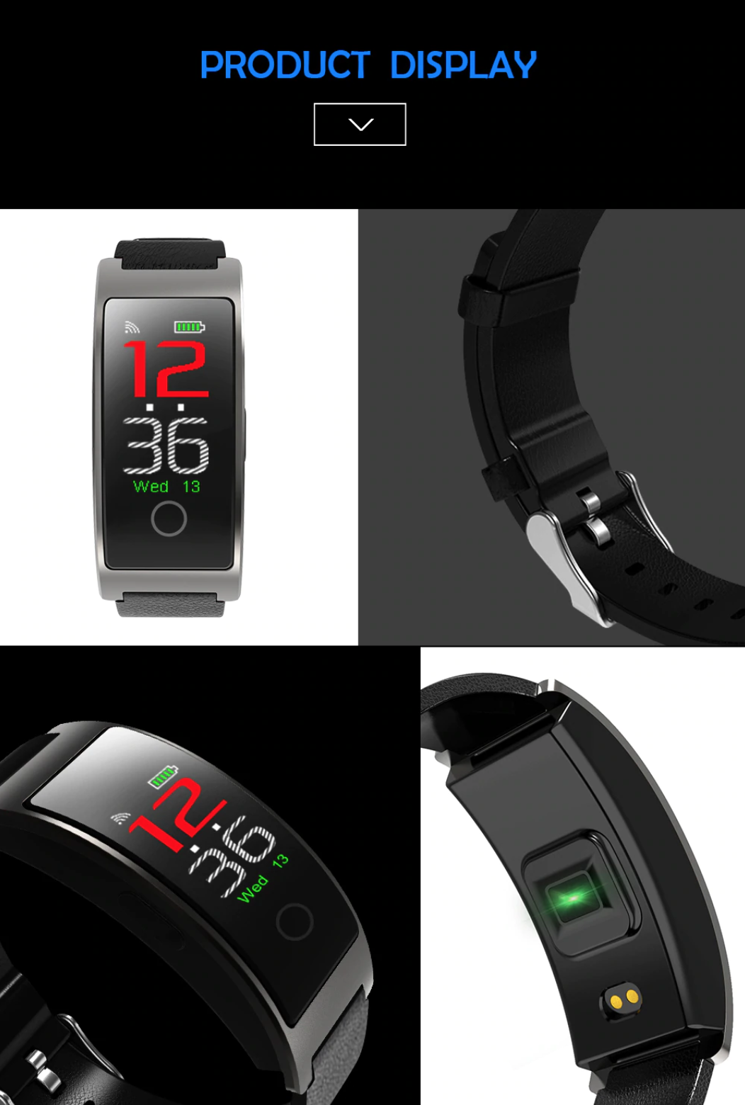 The Best Smart watch in 2019 - Measure Blood Pressure