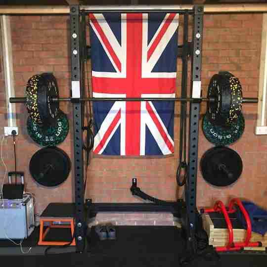 Wolverson Home Gym Equipment
