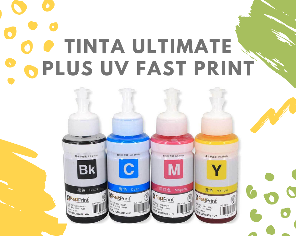 Tinta Photo Ultimate Plus UV Fast Print