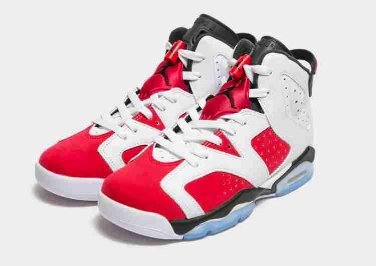 Jordan 6 Carmine