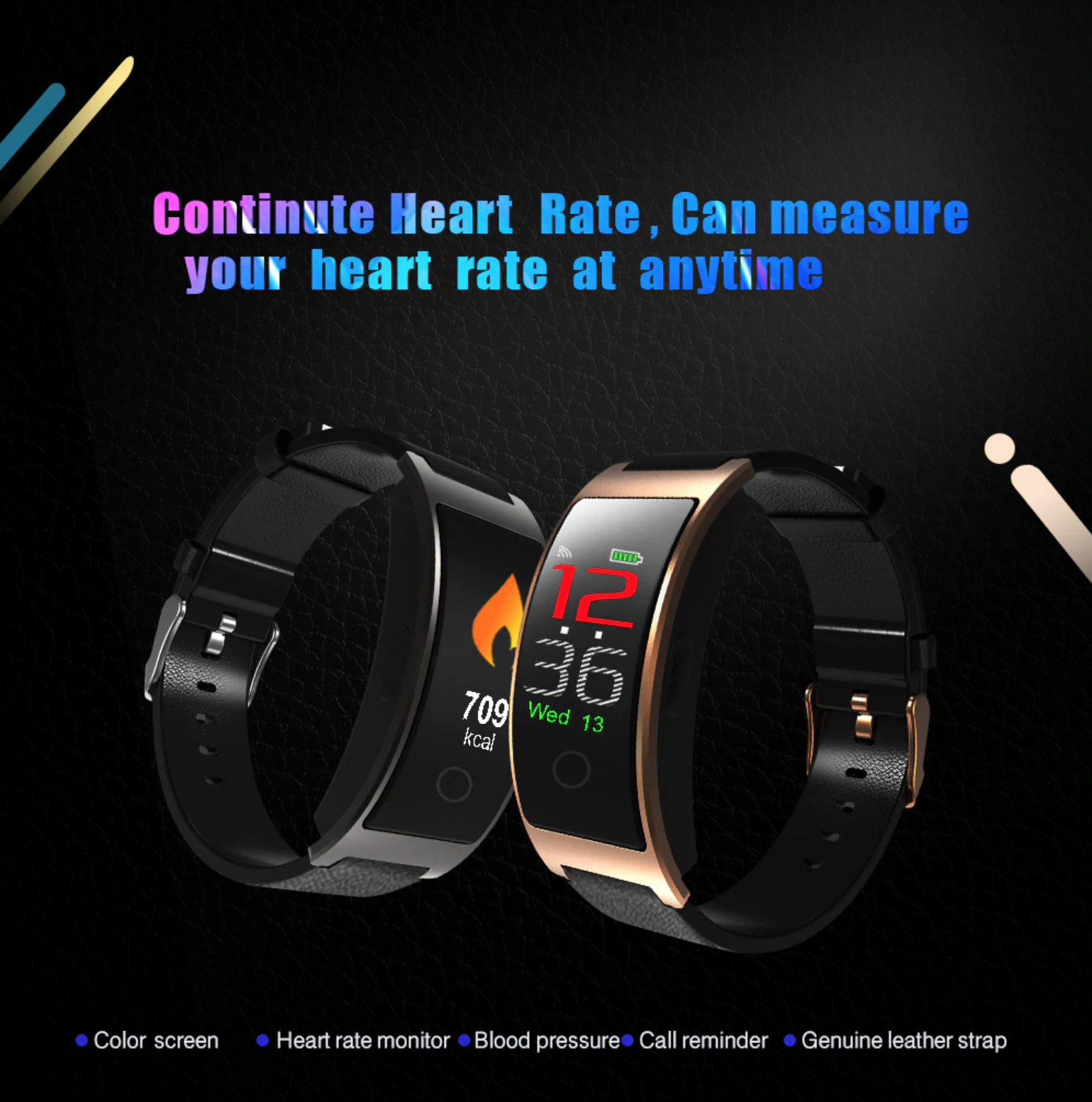 blood pressure smartwatch