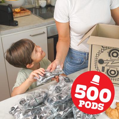 Express Pods Bulk Coffee Pods 500pk