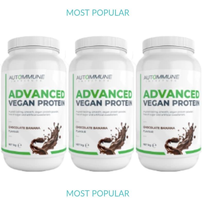 Advanced Vegan Protein - Triple Pack