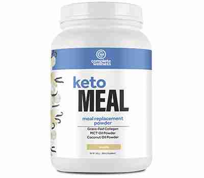 Keto Meal Replacement - complete wellness