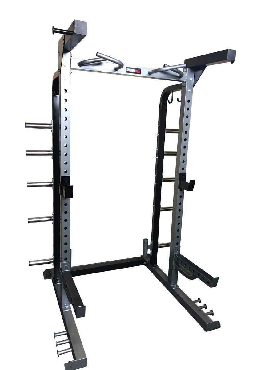 Strengthmax Heavy Duty Commercial Half Rack