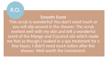 Body Scrub Review