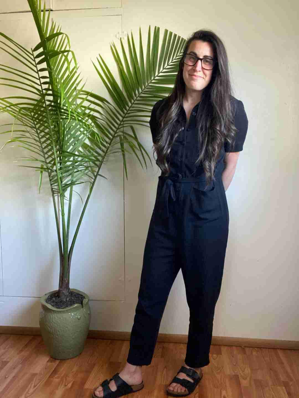 Staff Picks - Finn Jumpsuit Black
