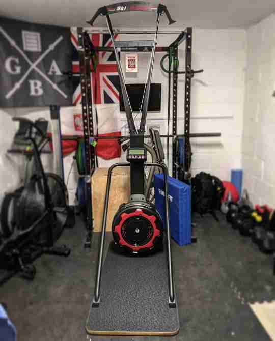 This week's epic Wolverson Fitness home gym setup is courtesy of Garage Built Athlete