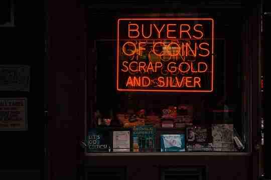 Pawnshop sign