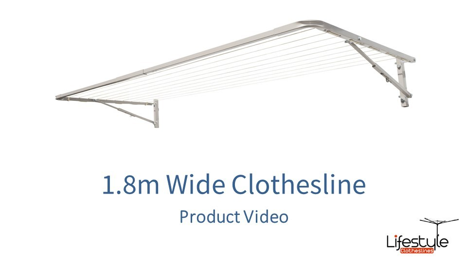 1.8m wide clothesline product link