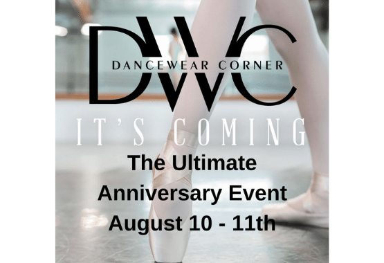 DWC Anniversary Event