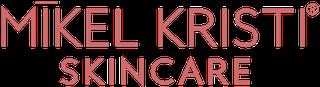 Mikel Kristi Skincare word mark Logo
