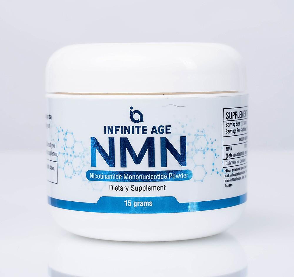 NMN Powder – InfiniteAgeCo