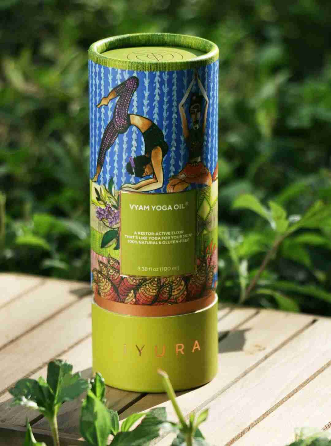 Vyam Yoga Oil For Energy Filled, Active Days