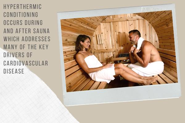 Healthy Sauna Lifestyle
