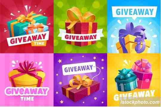 give away, pameran, content marketing, cara meningkatkan brand awareness