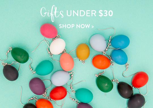 SHOP Gift under $30>