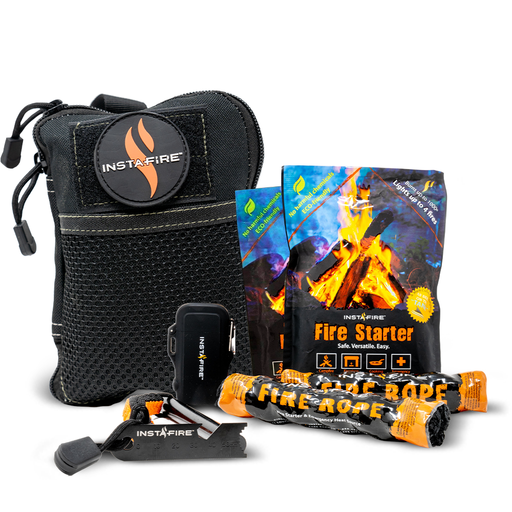 Tactical Fire Starting Kit by InstaFire