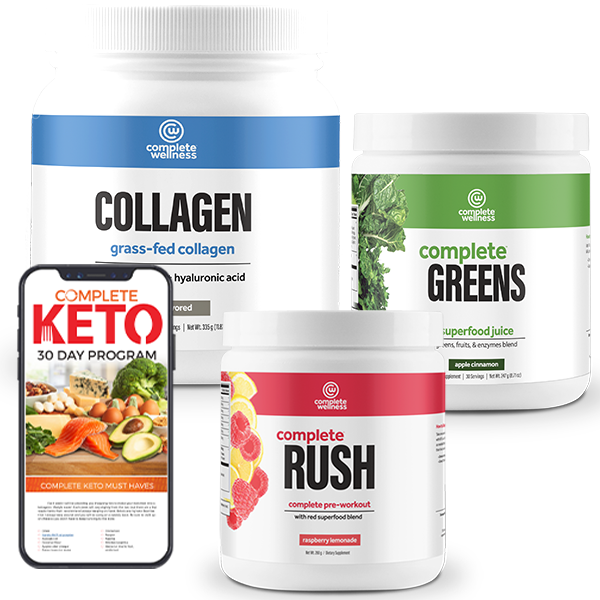 Keto support stack