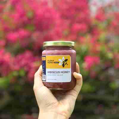 hibiscus honey