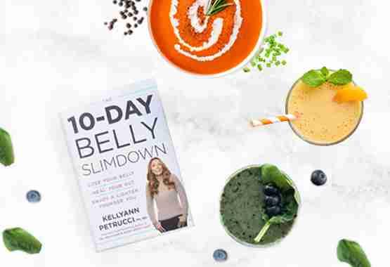 Dr. Kellyann 10-Day Belly Slimdown book