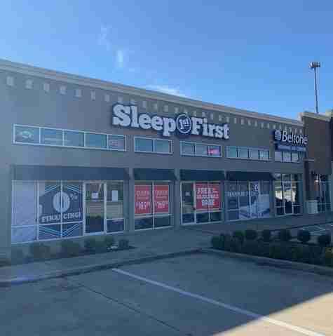 Sleep First Clearance Sale