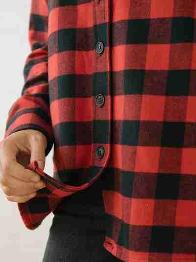 Women's Shirt Jacket | Arapahoe Flannel
