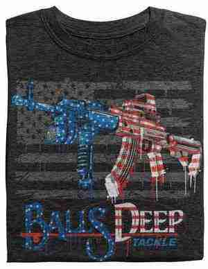 balls deep tackle funny fishing shirt and hats