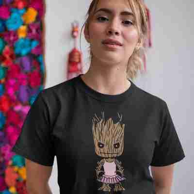 I Am Groot Dancer Unisex T-Shirt - Adult