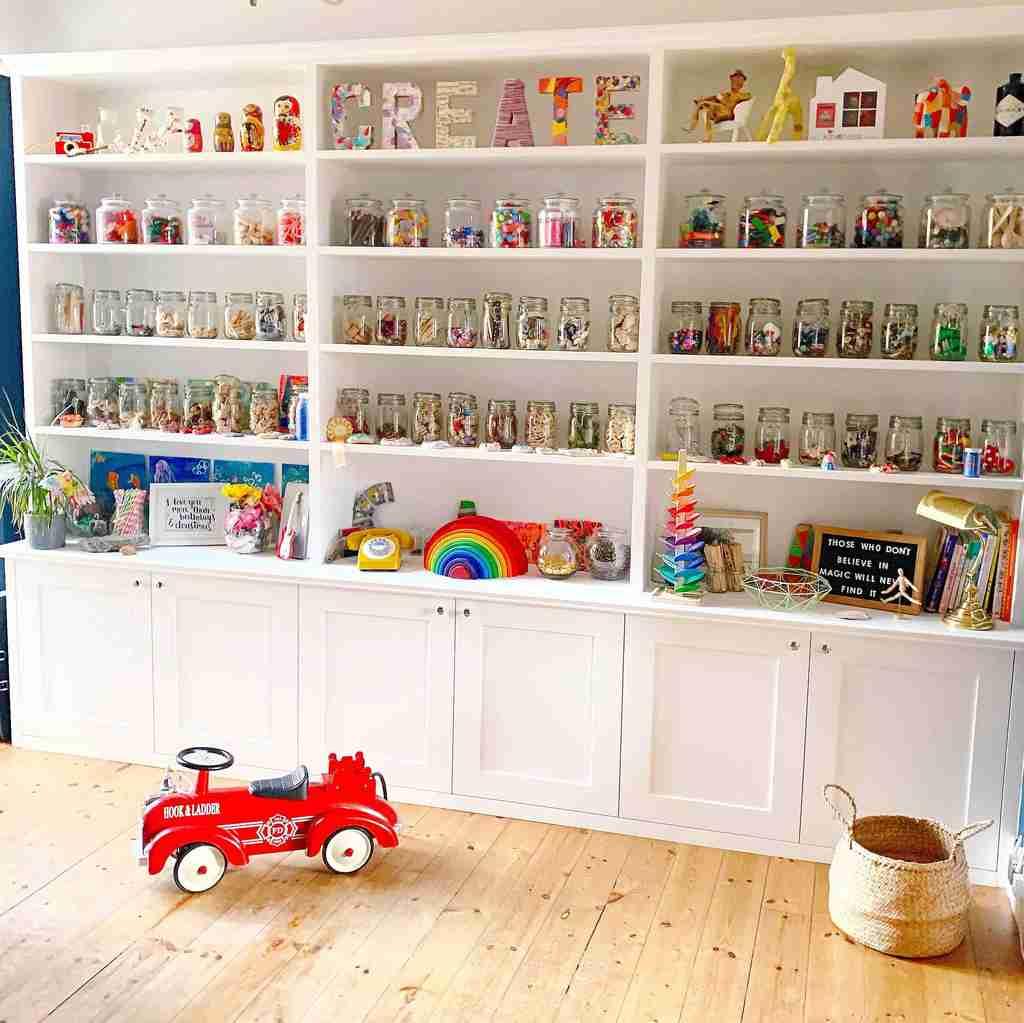 PlayLab Shelves