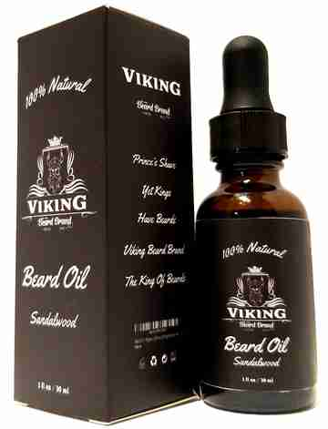 viking beard brand beard oil